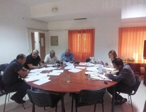 جلسة عمل للمصادقة النهائية على الاستبيان الخاص بالمسح الوطني الميداني الثاني