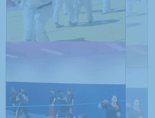"""""""الأيام الدراسية الثالثة حول تطوير النشاط البدني والرياضي في الوسط الطبيعي بقرقنة """"جودو و فول كونتاكت"""