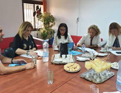 جلسة عمل بين المرصد و الوكالة الاسبانية للتعاون الانمائي الدولي