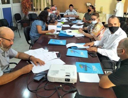 جلسة عمل بمقر المرصد لتقييم المشاركة التونسية في أولمبياد طوكيو